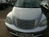 CHRYSLER PT CRUISER 2007 REG AUTOMATIC CHROME ALLOYS LEATHER