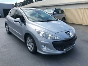 2010 Peugeot 308 XSE Turbo 4 Speed Automatic Hatchback Canley Vale Fairfield Area Preview