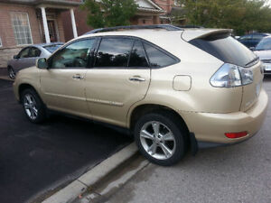 2008 LEXUS RX 400H NAVIGATION BACK UP CAMERA