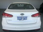 2017 Kia Cerato YD MY17 S White 6 Speed Sports Automatic Sedan Midvale Mundaring Area Preview