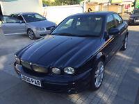 Jaguar X-Type 2.0 D Sport 4dr£1,699 FULL SERVICE HISTORY 2006 (06 reg), Saloon