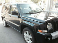 2010 Jeep Patriot Limited SUV, Crossover
