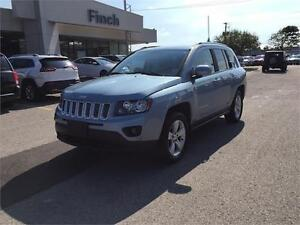 2014 Jeep Compass ***Extended Warranty, Htd Seats,24K Only*** London Ontario image 2