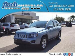2014 Jeep Compass ***Extended Warranty, Htd Seats,24K Only*** London Ontario image 1
