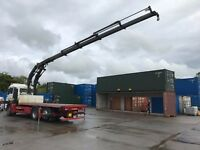 MAN TGA 26.360 2007 Crane Lorry