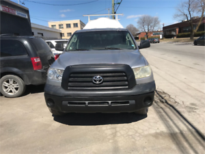 2008 TOYOTA TUNDRA AUTOMATIQUE CLIMATISEE ROULE SUOER BIEN