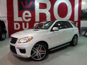 Mercedes-Benz Classe-M ML63 AMG PERFORMANCE PACK 2014
