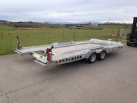 USED IFOR WILLIAMS CT177 CAR TRANSPORTER 2014