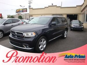 Dodge Durango SXT 2015 -AWD-Cruise-Blueth-20''Mags- usage a vend