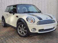 Mini Cooper 1.6 ....Fabulous Condition Throughout....Gorgeous in Pepper White