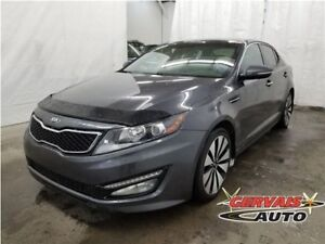 Kia Optima SX Turbo Navigation Cuir Toit Ouvrant MAGS 2013