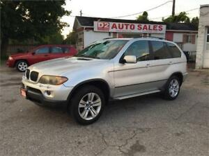 2004 BMW X5 4.4L/Panoranmic Roof/AS IS SPECIAL