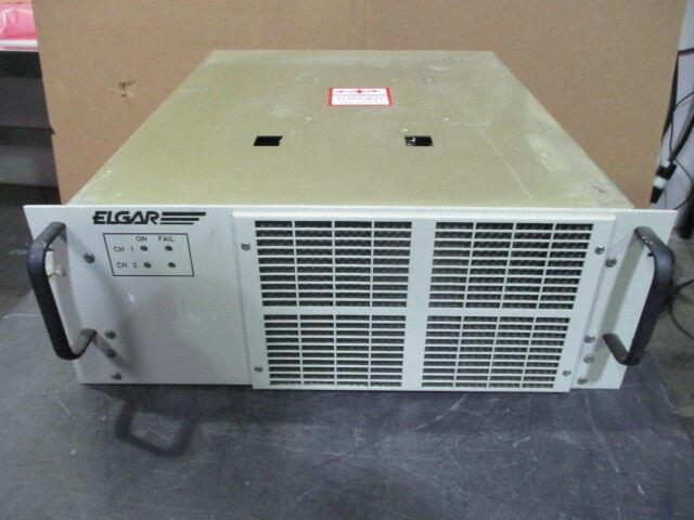 Elgar 5606315-01 Dual Channel Power Supply, 450733