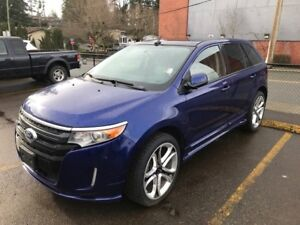 2013 Ford Edge Sport with Heated Seats and Navigation