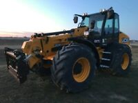JCB TM420 Agri Telescopic Wheel Loader Brandon Brandon Area Preview