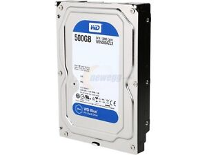 500 GIG HARD DRIVE FOR SALE