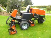 JACOBSEN TR3 TEES MOWER DIESEL KUBOTA ENGINE