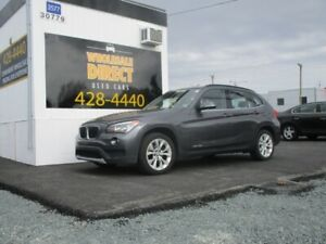 2013 BMW X1 SUV xDrive28i TwinPower Turbo 2.0 L