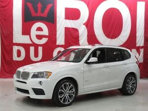 BMW X3 35i xDrive M PACKAGE NAVI 2012