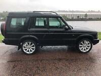 2003 52 LAND ROVER DISCOVERY 2.5 TD5 GS 7STR 5D 136 BHP DIESEL