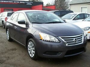2015 Nissan Sentra AUTOMATIC/LOW KMS/EASY FINANCE