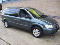 Chrysler Grand Voyager Limited XS 2006 (Stow n Go version) 3.3 Petrol Automatic
