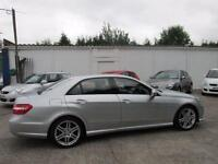2010 60 MERCEDES-BENZ E CLASS 2.1 E250 CDI BLUEEFFICIENCY SPORT 4D AUTO 204 BHP