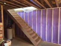 FOAM YOUR HOME INSULATION 1-844-541-3626 (toll-free)