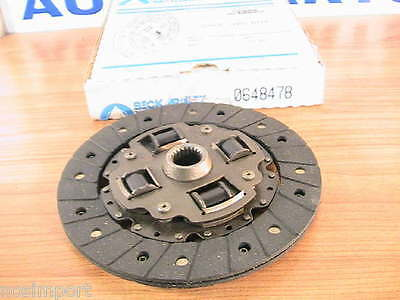 Toyota Corolla GTS  FX  FX16  MR2 Clutch Disc  Reman  1985-1987
