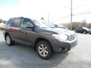 GREAT DEAL! 2008 Toyota Highlander SR5 7 PASSENGER!