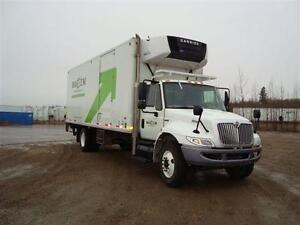 5-TON REEFER TRUCK RENTAL