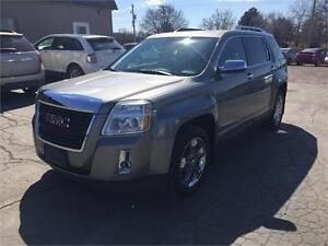 2012 GMC Terrain SLT-2 LEATHER SUNROOF NAVI ONLY 88KM