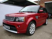 2012 Land Rover Range Rover Sport 3.0 SD V6 Autobiography Sport 4X4 5dr