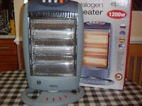 ALPINE HALOGEN HEATER BRAND NEW