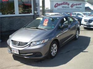 2014 Honda Civic Sedan DX