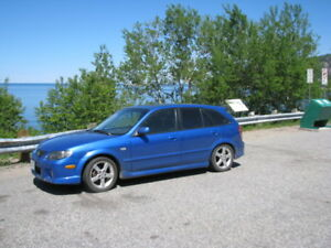 2003 Mazda Protege5 Leather Package and Winter Tires