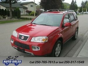 2007 Saturn VUE AWD CLEAN+SERVICE HISTORY! 3.5 L HONDA ENGINE