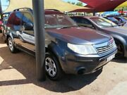 2009 Subaru Forester S3 MY09 X AWD Limited Edition Grey 4 Speed Automatic Wagon Minchinbury Blacktown Area Preview