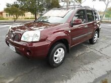 2005 Nissan X-Trail T30 ST 4X4 Burgundy 5 Speed Manual Wagon Nailsworth Prospect Area Preview