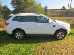 2015 Ford Everest UA Trend Cool White 6 Speed Sports Automatic Wagon Cardiff Lake Macquarie Area Preview