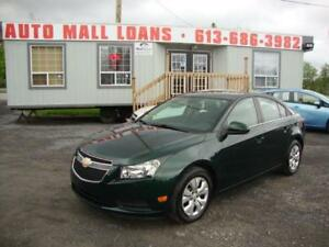 2014 Chevrolet Cruze 1LT *** Pay Only $54 Weekly OAC ***