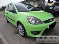 Ford Fiesta zetec s limited edition