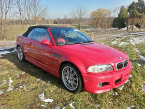 2002 BMW M3 Convertible USED PARTS, ONLY 91K Km!!!1