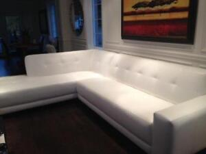 Gluckstein Large Sectional Couch