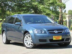 2010 Holden Commodore VE MY10 International Sportwagon Blue 6 Speed Sports Automatic Wagon Blair Athol Port Adelaide Area Preview