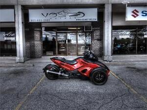 2012 Can-Am Spyder RS- Stock#V2604NP- No Payments for 1 Year**