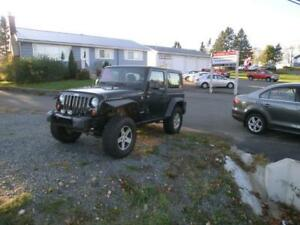 2011 Jeep Wrangler Sport 6 spd v6 new tires AS TRADED SPECIAL