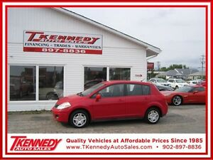 2012 NISSAN VERSA ONLY $7,788.00 LOW PAYMENTS OAC