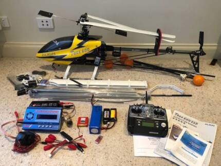 Align T-REX 600ESP Remote Control Helicopter