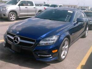 2012 MERCEDES BENZ CLS550 4MATIC NAVIGATION CAMERA 108KM